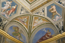'Two astrological ceilings reconsidered: The Sala di Galatea in the Villa Farnesina and the Sala del Mappamondo at Caprarola', The Journal of the Warburg and Courtauld Institutes, LIII, 1990, pp. 185-207.